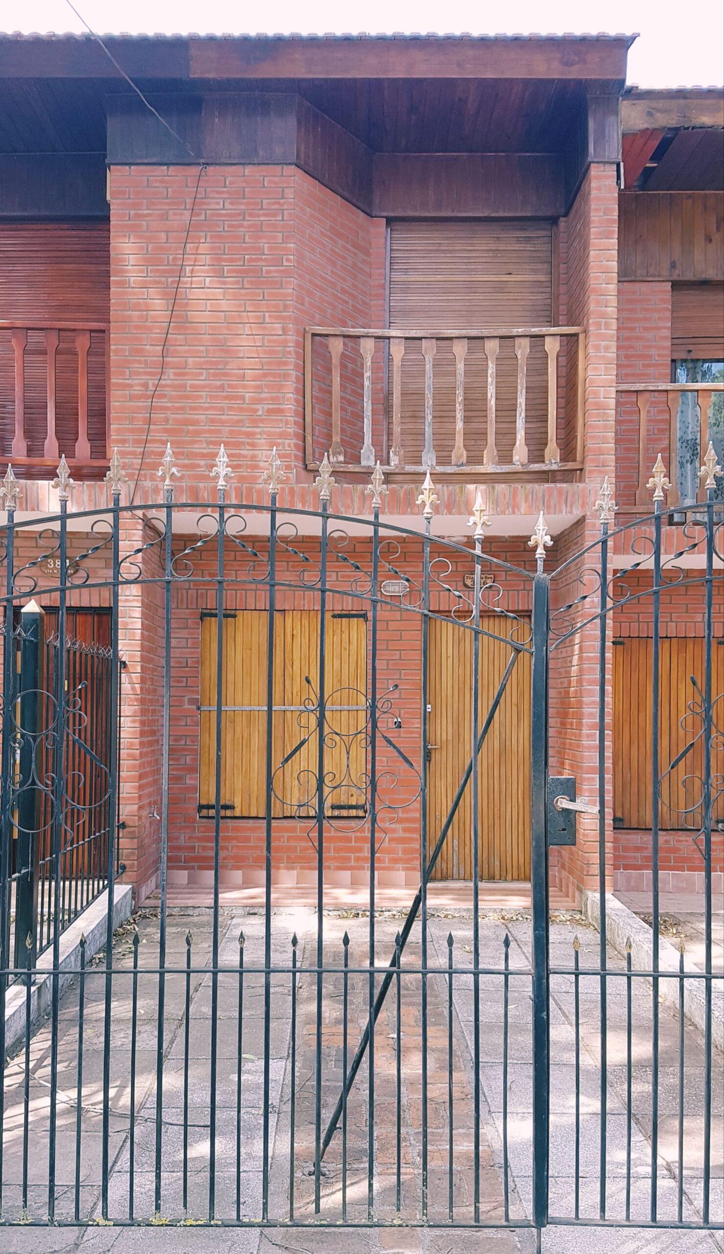 Duplex en pleno centro de la localidad – Santa Maria de Oro 386 – San Bernardo