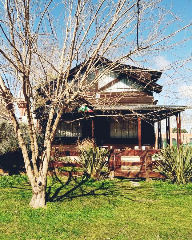 Casa tipo cabaña – Sobre terreno propio